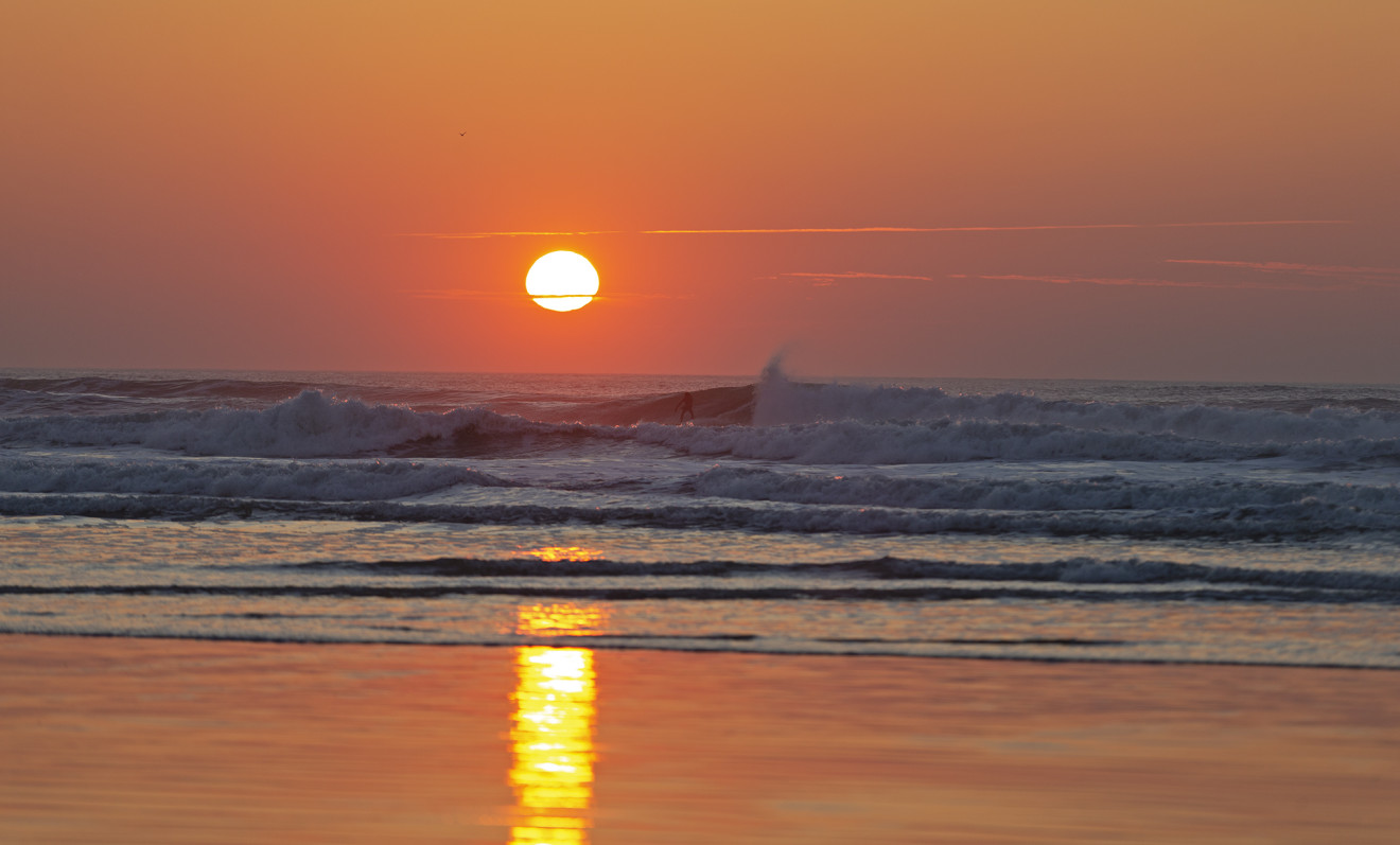 Nick Wapshott, Sunset Surfer