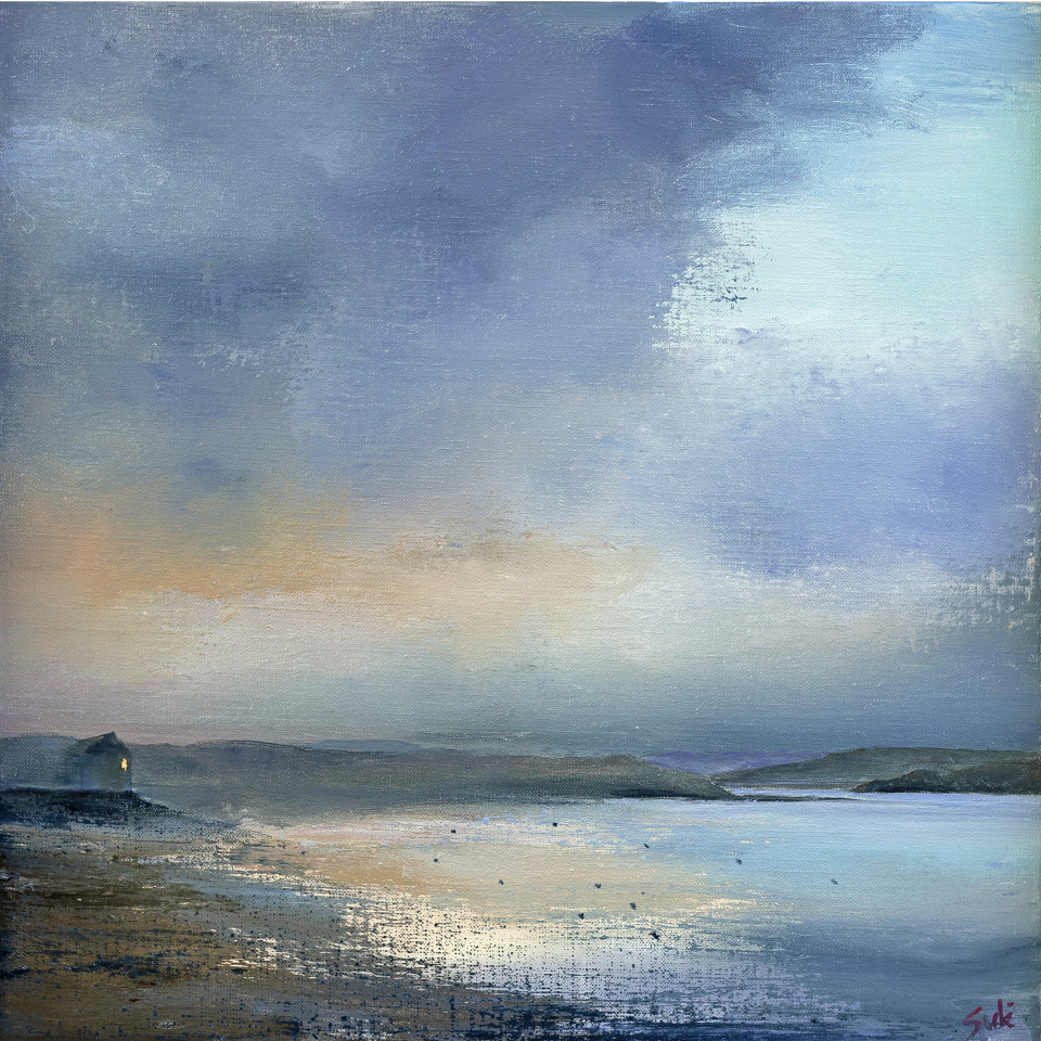Suki Wapshott, Estuary Light - New Ltd Ed Print