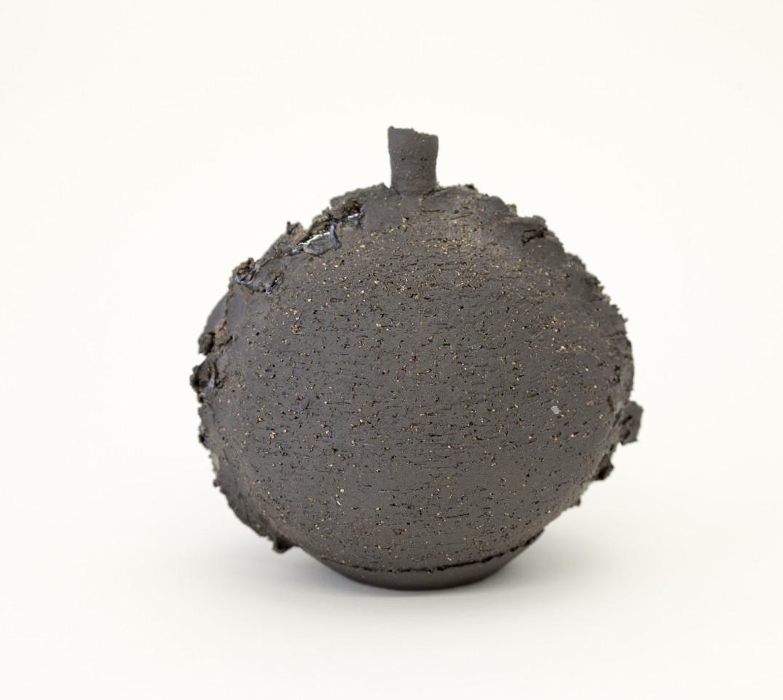 Hugh West, Black Bottle Vase