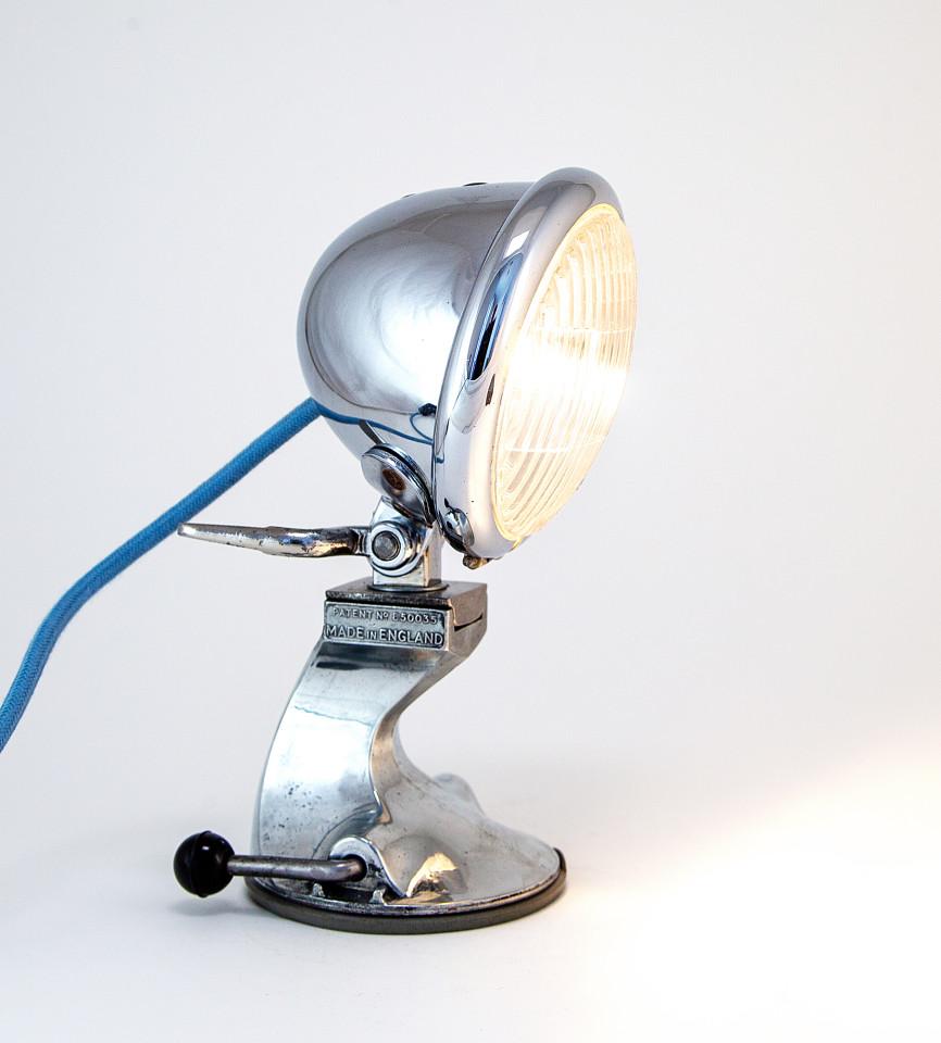 Sam Isaacs, Suzuki Bandit Headlight Lamp