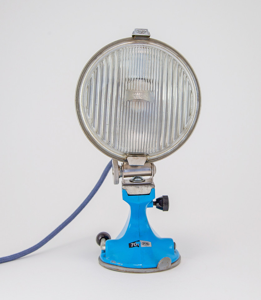 Sam Isaacs, Wipac Lamp
