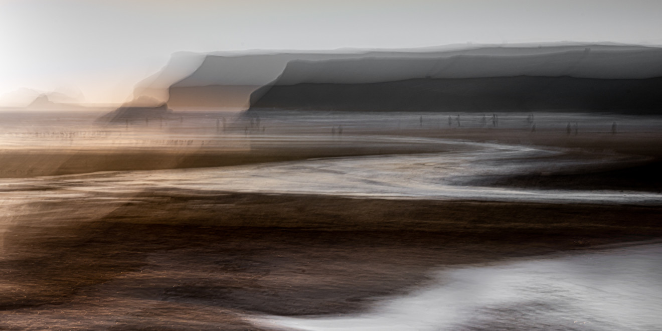 Nick Reader, Polzeath (2 second exposure)