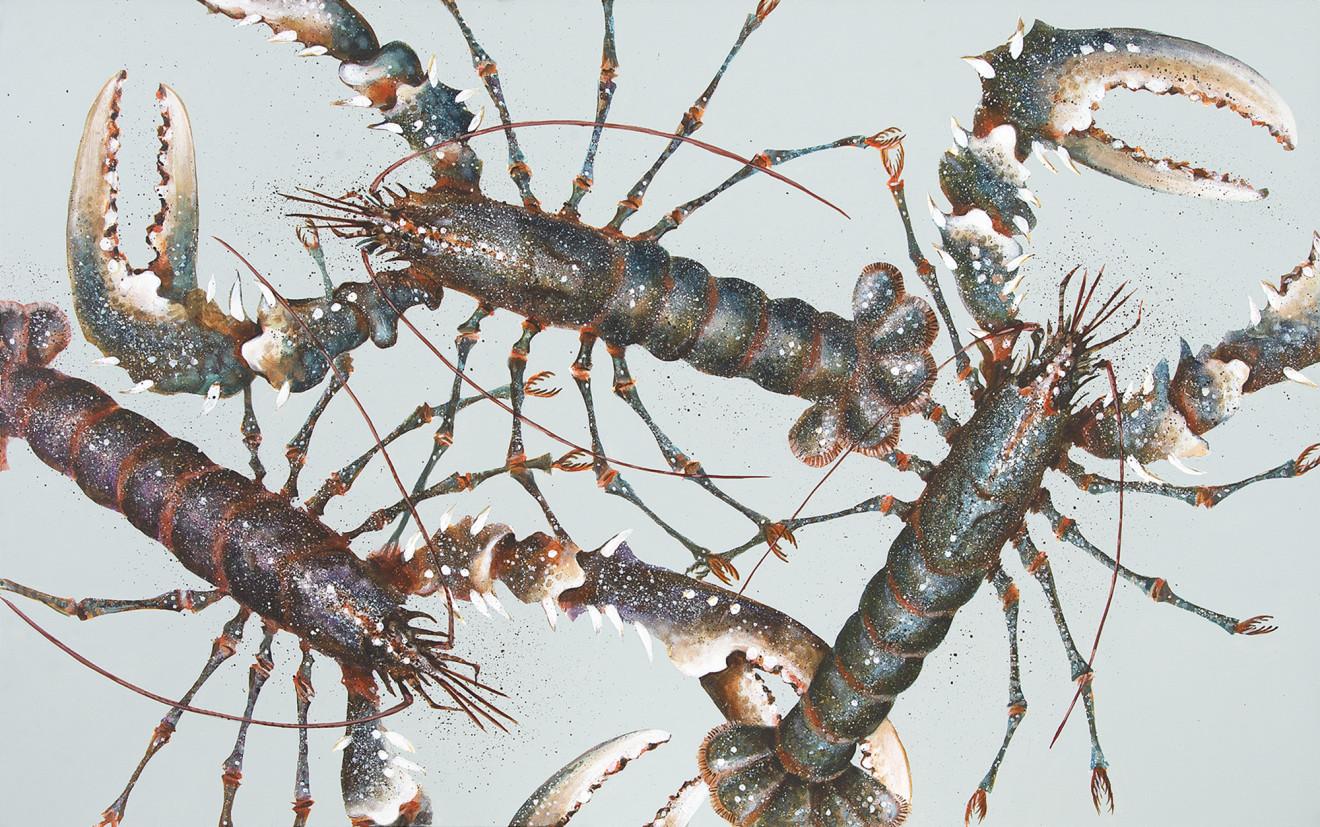 Caroline Cleave, Lobster Trio