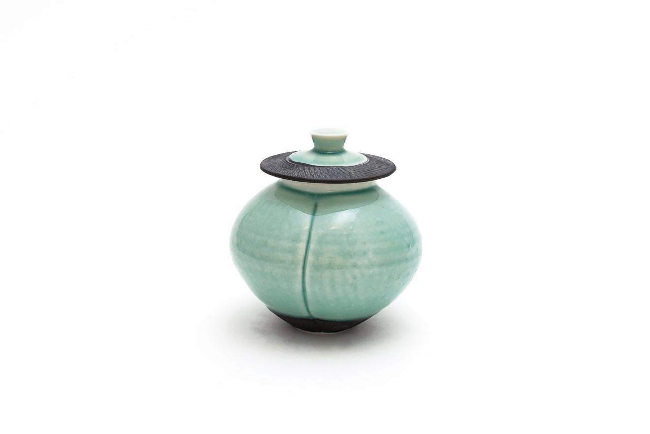 Hugh West, Lidded Jar