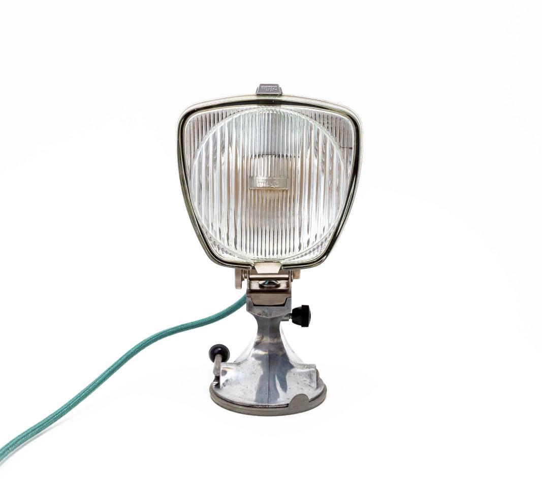 Sam Isaacs, Lambretta Scooter Lamp