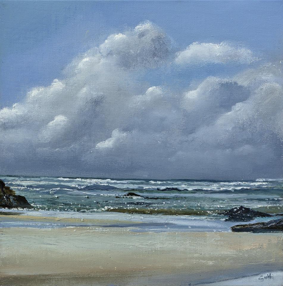 Suki Wapshott, Fresh Day - Low Tide Polzeath