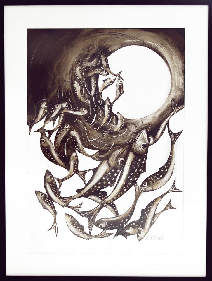 Caroline Cleave, Lunar Shoal