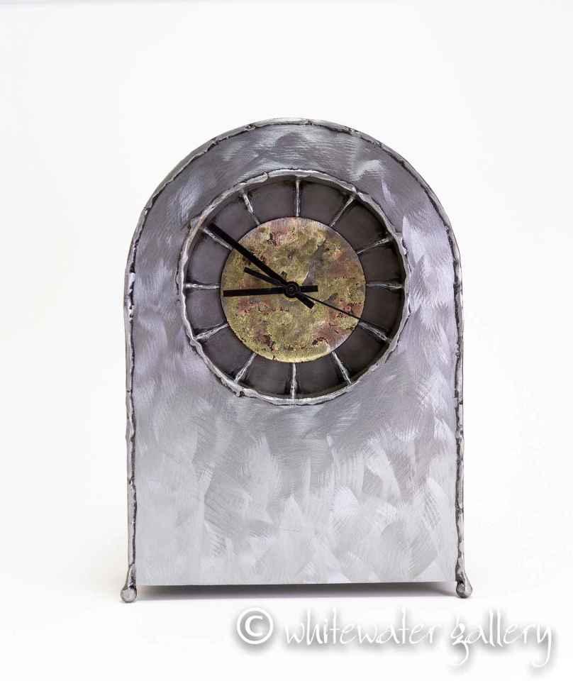 Tilly Whittle, Mantelpiece Clock 27cm