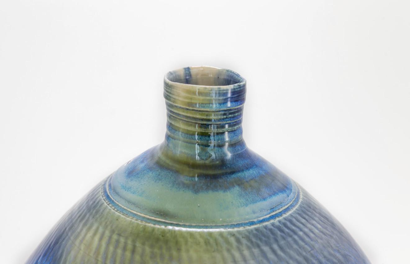 Hugh West, Moon Jar Vase