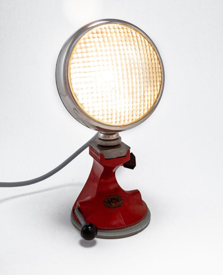 Sam Isaacs, Mini Cooper Lamp