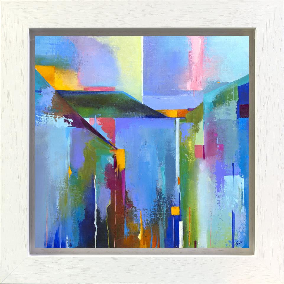Suki Wapshott, King's Blue Light