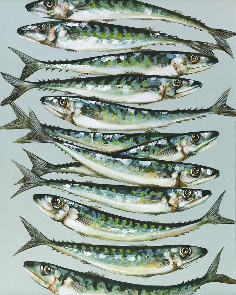 Caroline Cleave, A Dozen Mackerel