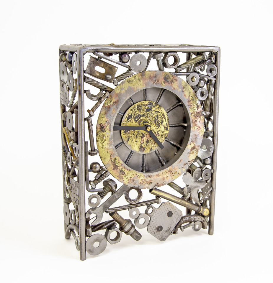 Kerry Whittle, Bike Pieces Clock