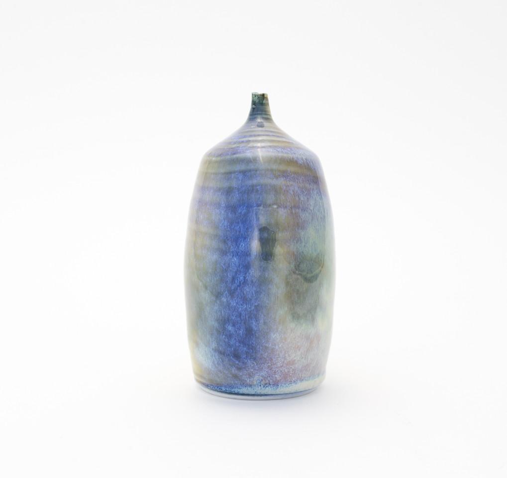 Hugh West, Fine Glaze Bottle Vase, 2018