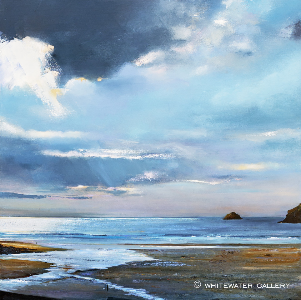 Suki Wapshott, When Earth Meets Sky - Ltd Ed Prints available