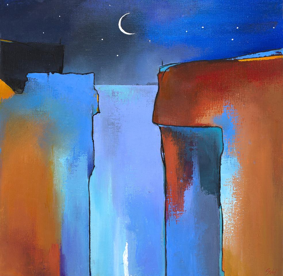 Suki Wapshott, Invisible Bridges, To Bless The Space Between Us