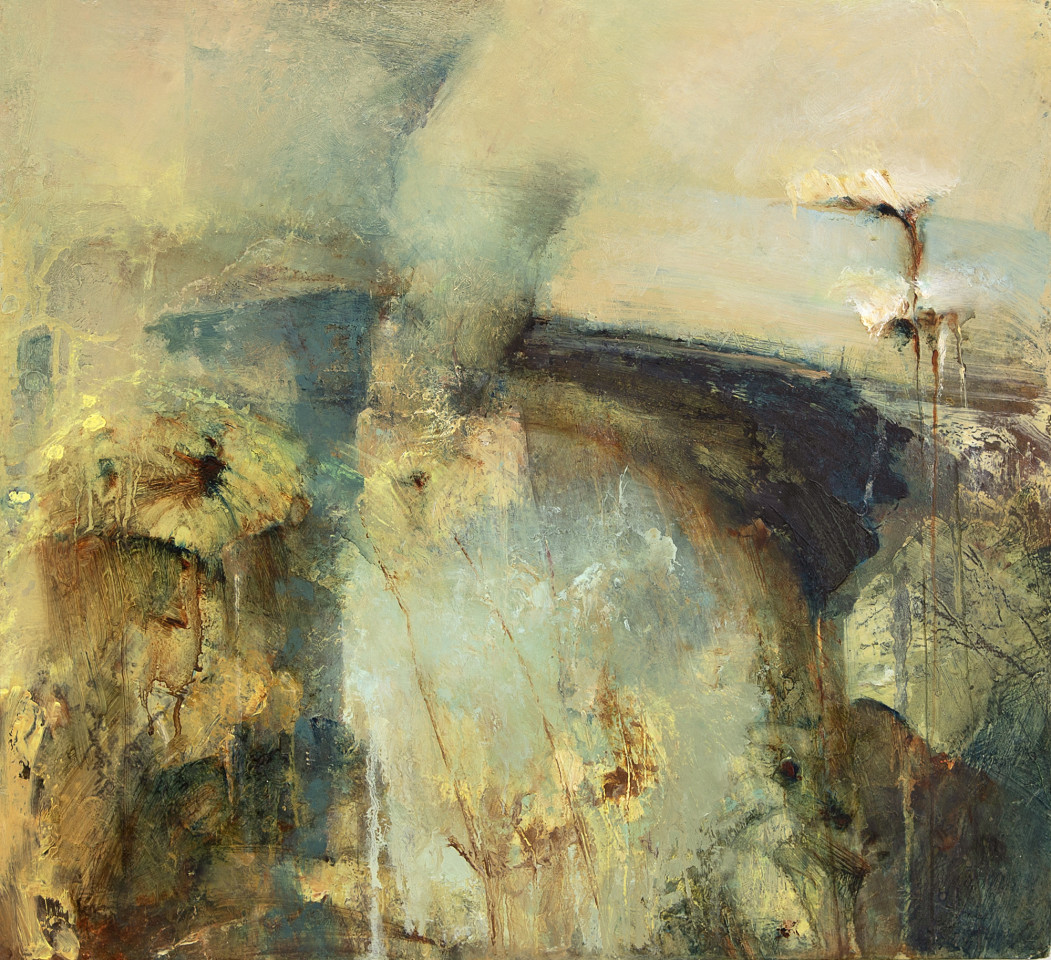 Peter Turnbull, Footbridge Across The Pond