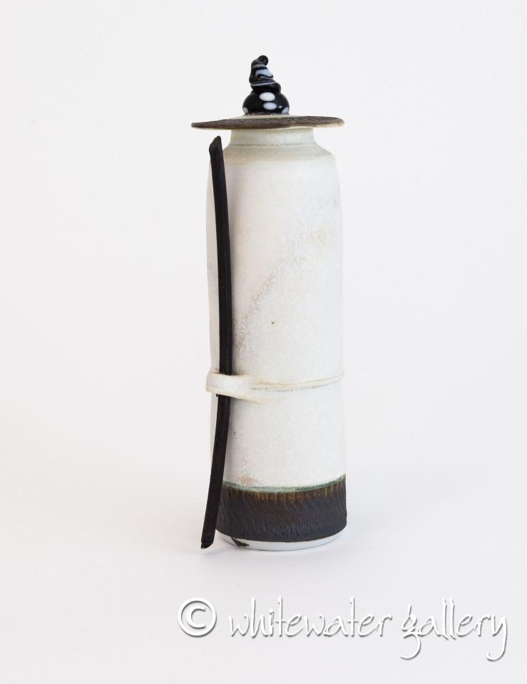 Hugh West, Lidded Vase