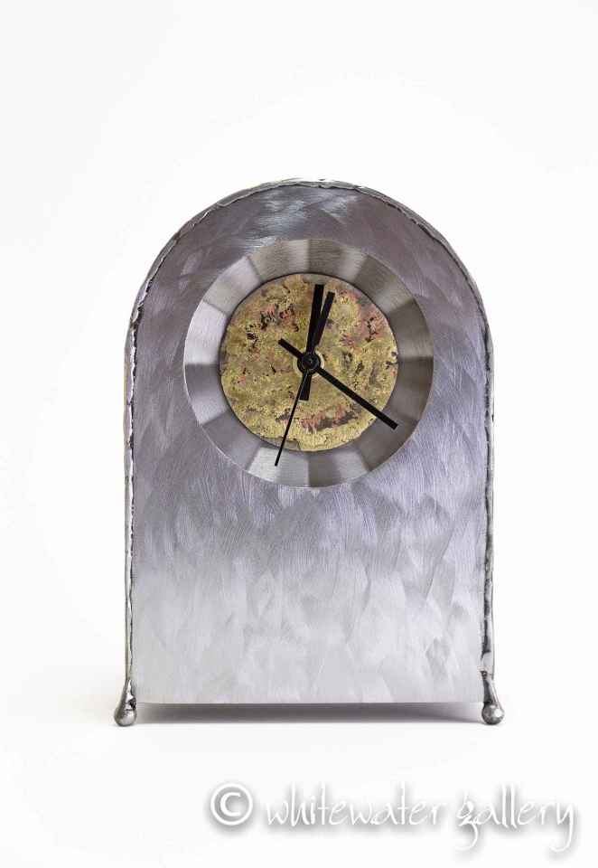 Tilly Whittle, Mantelpiece Clock, 22.5cm