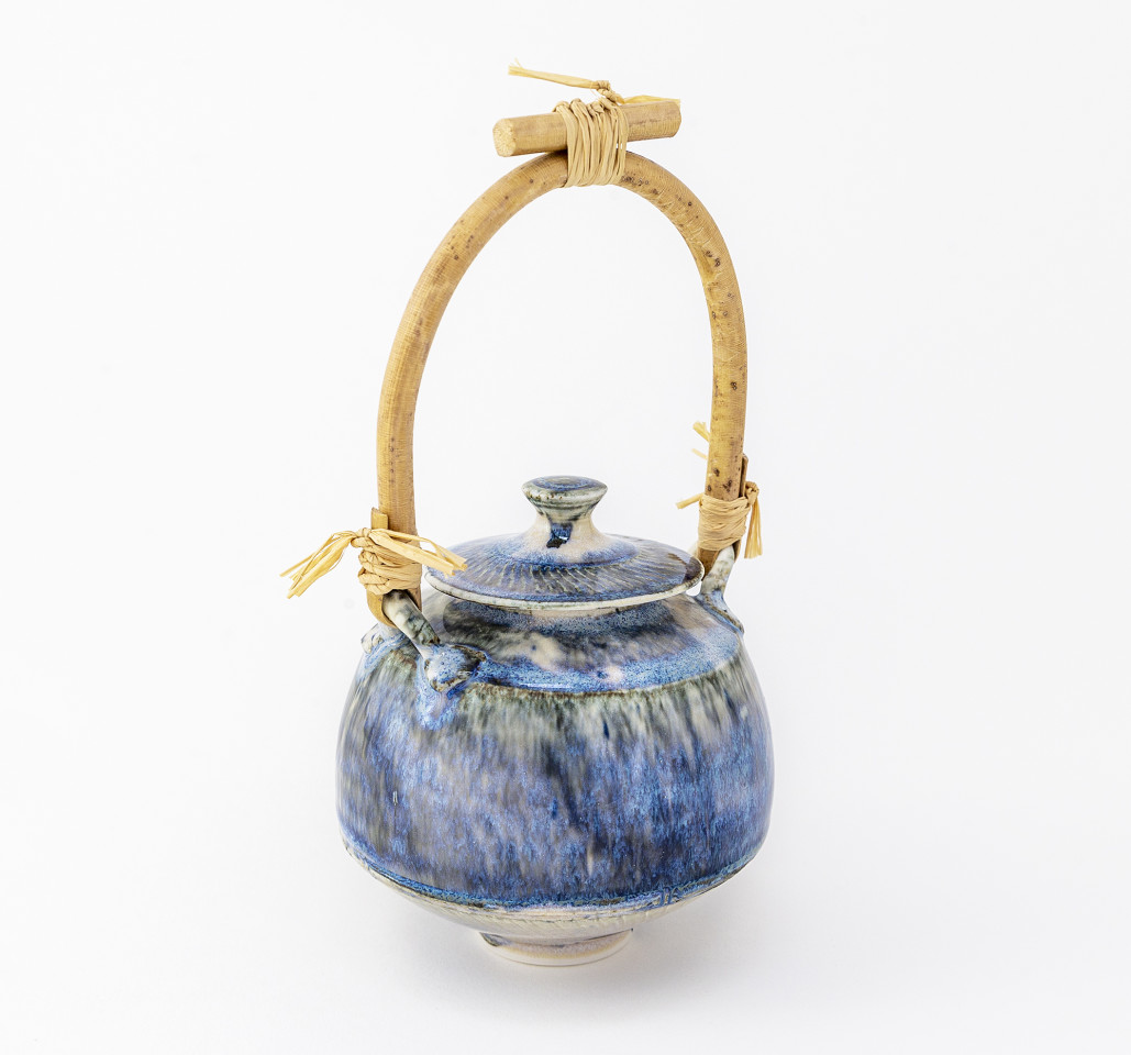Hugh West, Bamboo Handled Lidded Jar
