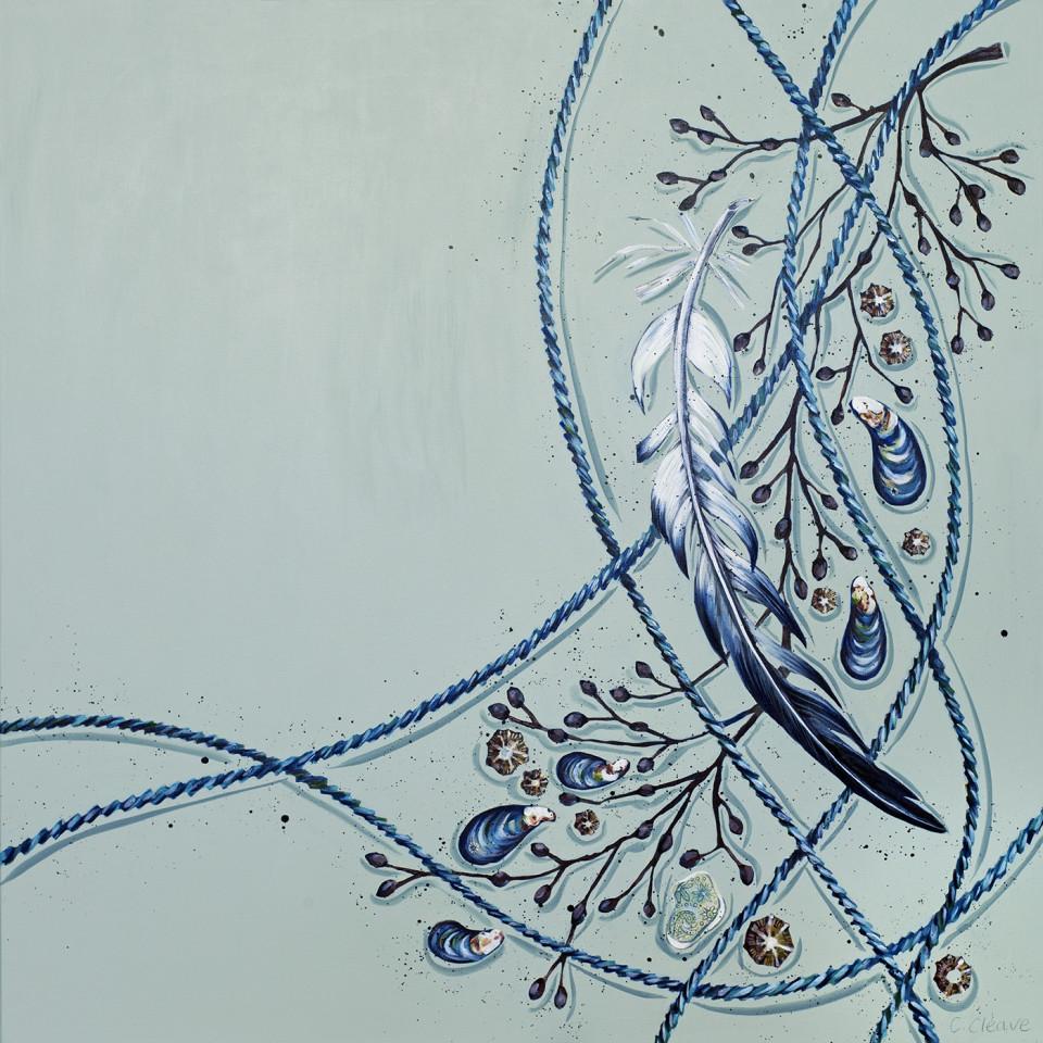 Caroline Cleave, Feather