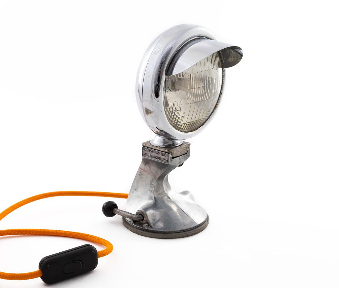 Sam Isaacs, Norton Motorcycle Lamp