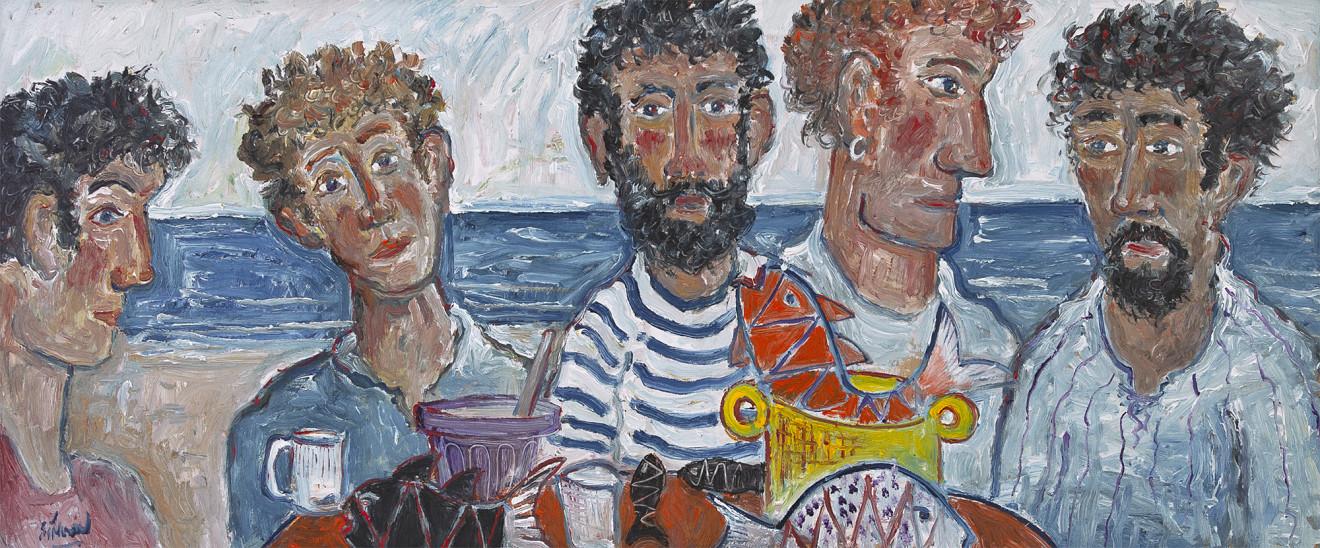 Simeon Stafford, Five Fisherman Brothers