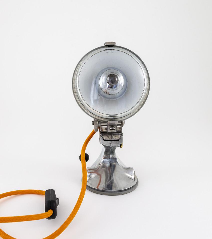 Sam Isaacs, Austin Healey Lamp