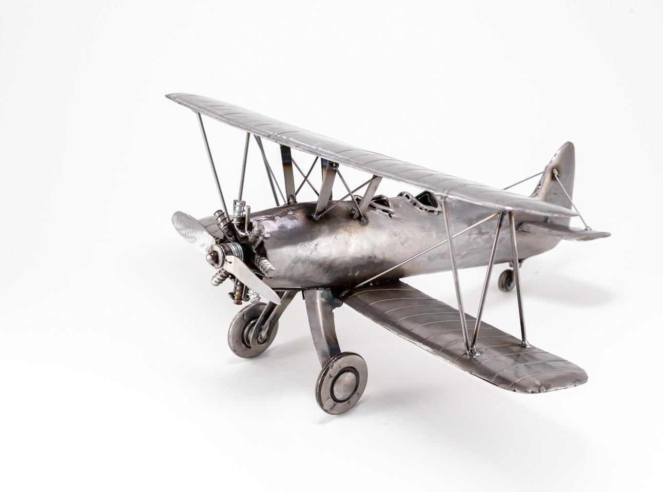 Kerry Whittle, Bi-Plane