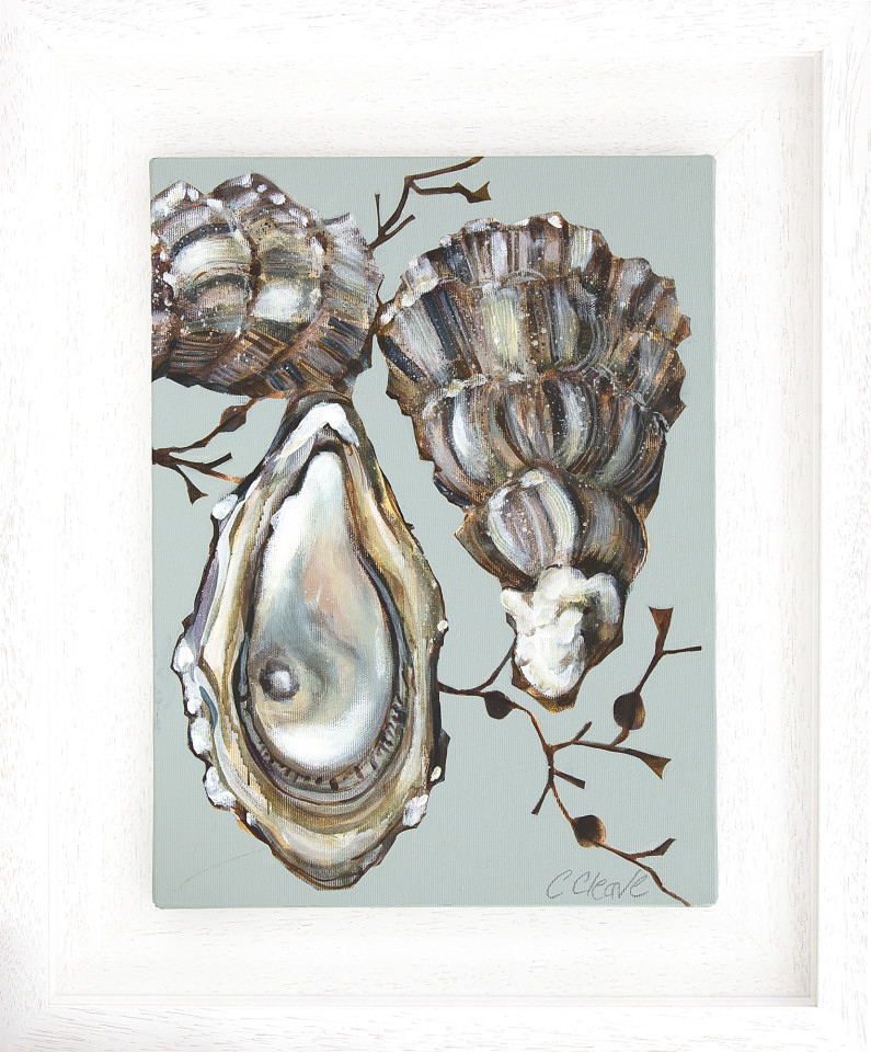 Caroline Cleave, Porthilly Oysters III