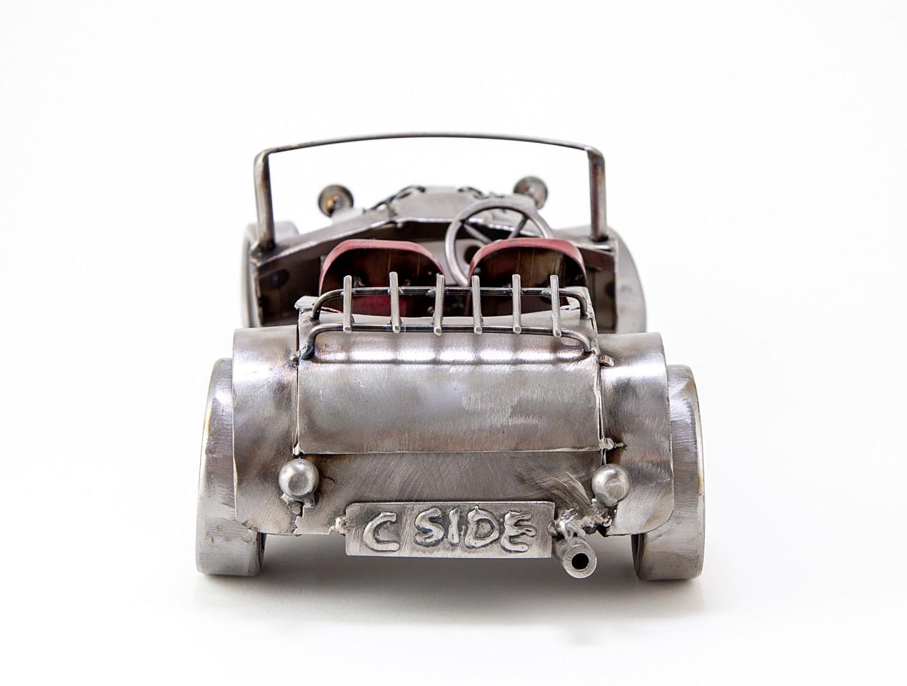 Kerry Whittle, C S1DE Car