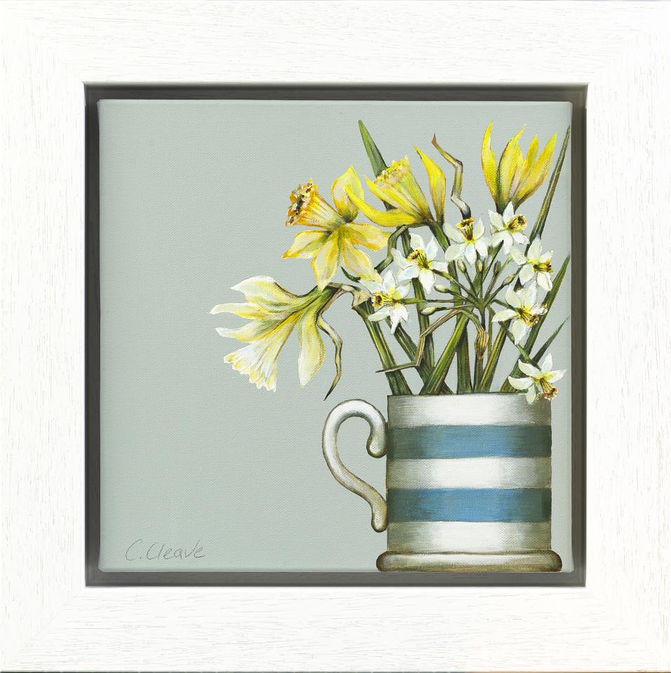 Caroline Cleave, Daffs in a Mug