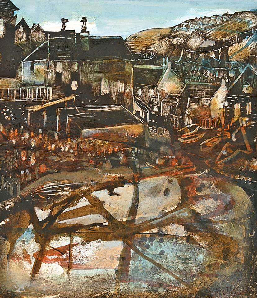 Caroline Cleave, A Quiet Village