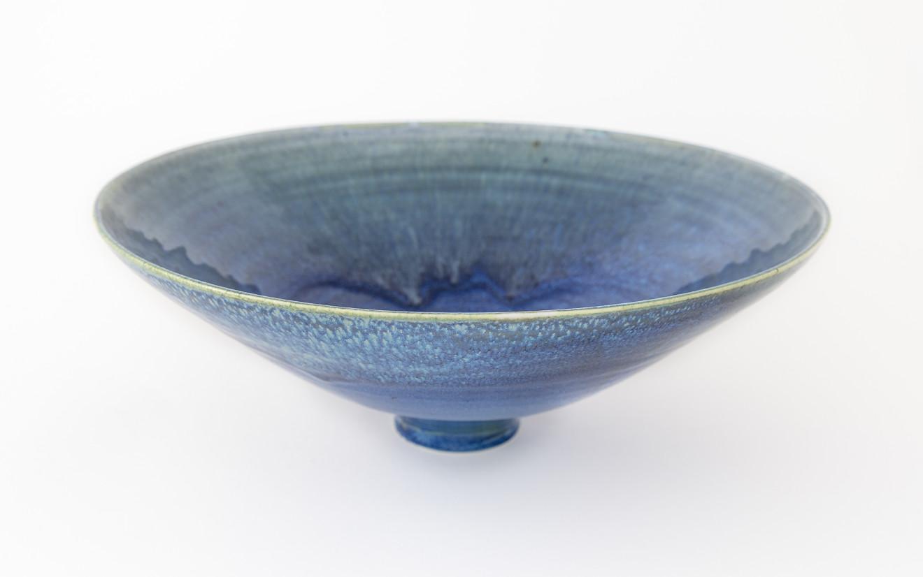 Hugh West, Blue Open Bowl