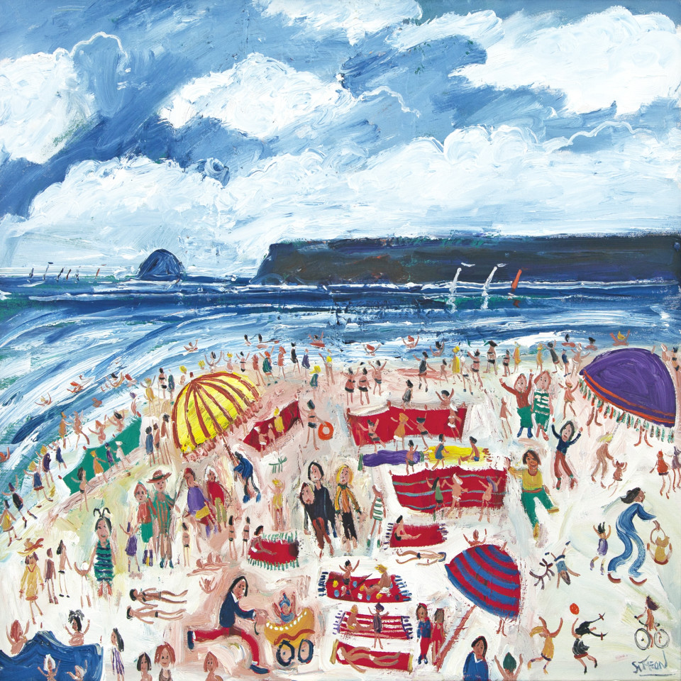 Simeon Stafford, High Tide Polzeath
