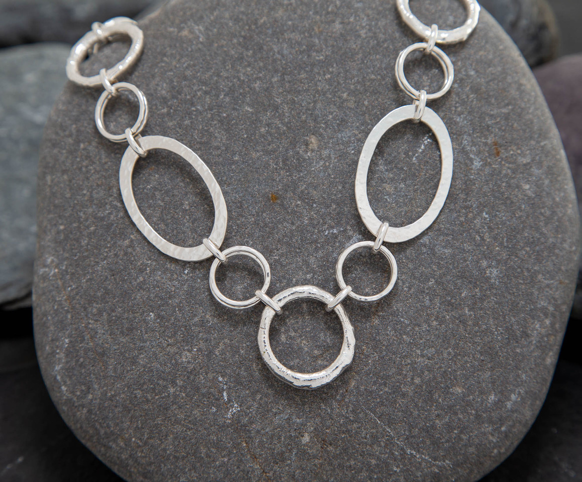 Marsha Drew, Rockpool Necklace