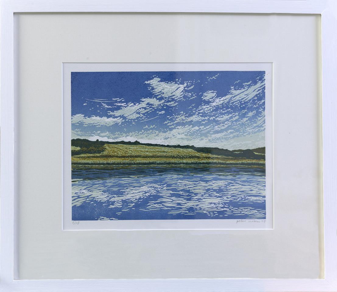 Peter Ursem, Tamar Valley, River and Sky