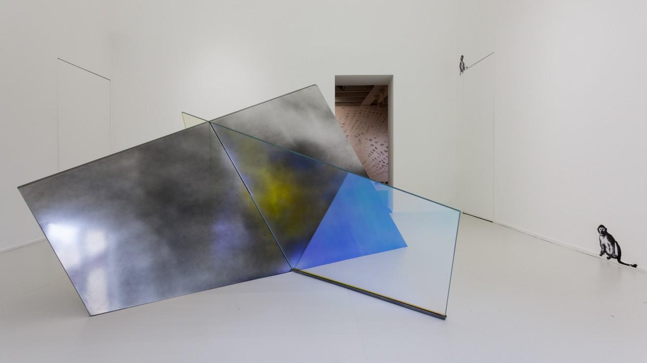Matteo Negri   Piano Piano ABC-ARTE Genova, installation view