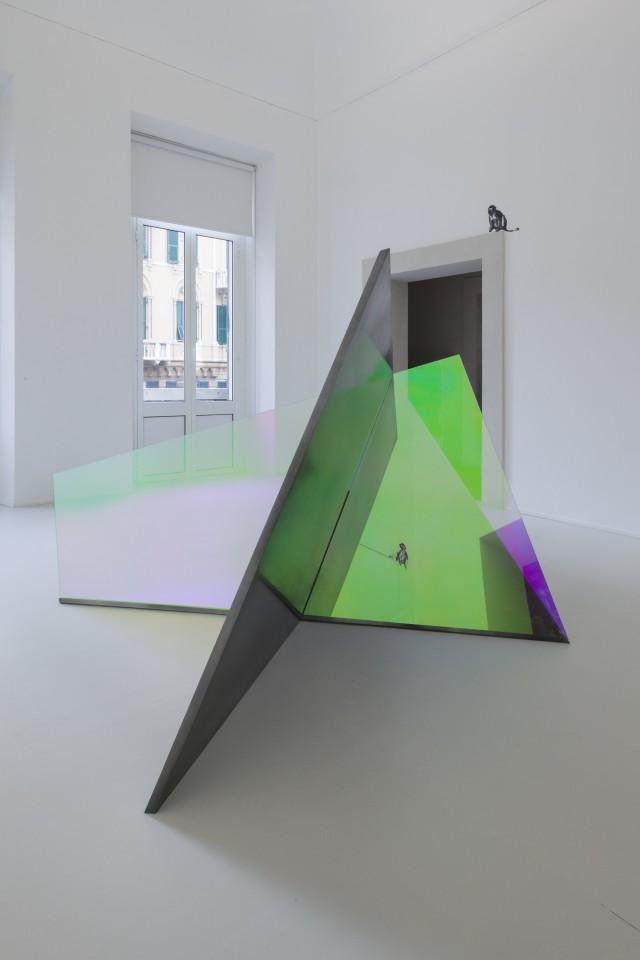 Matteo Negri   Piano Piano ABC-ARTE Genova, installation view,