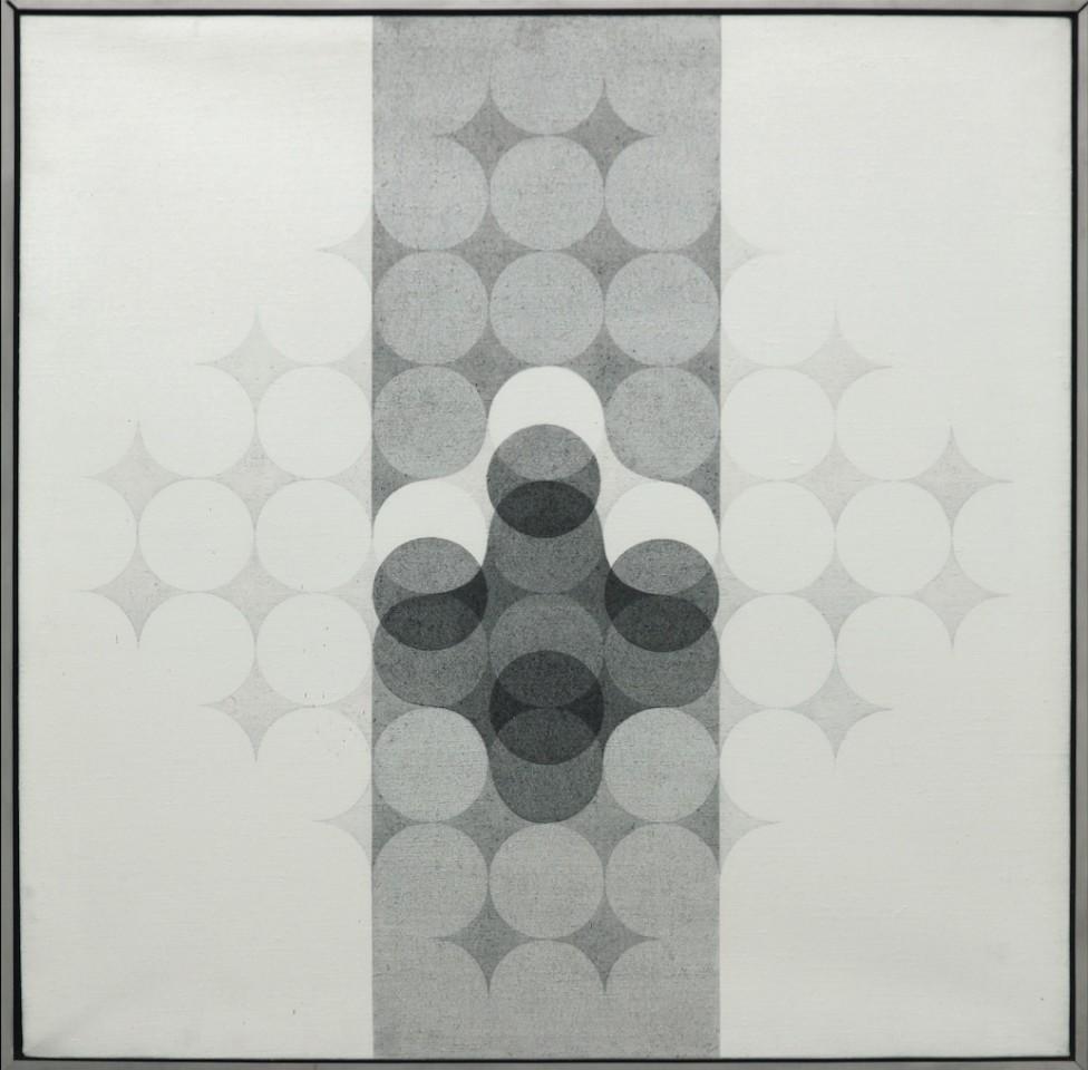 Carlo Nangeroni, Mutazioni, 1970