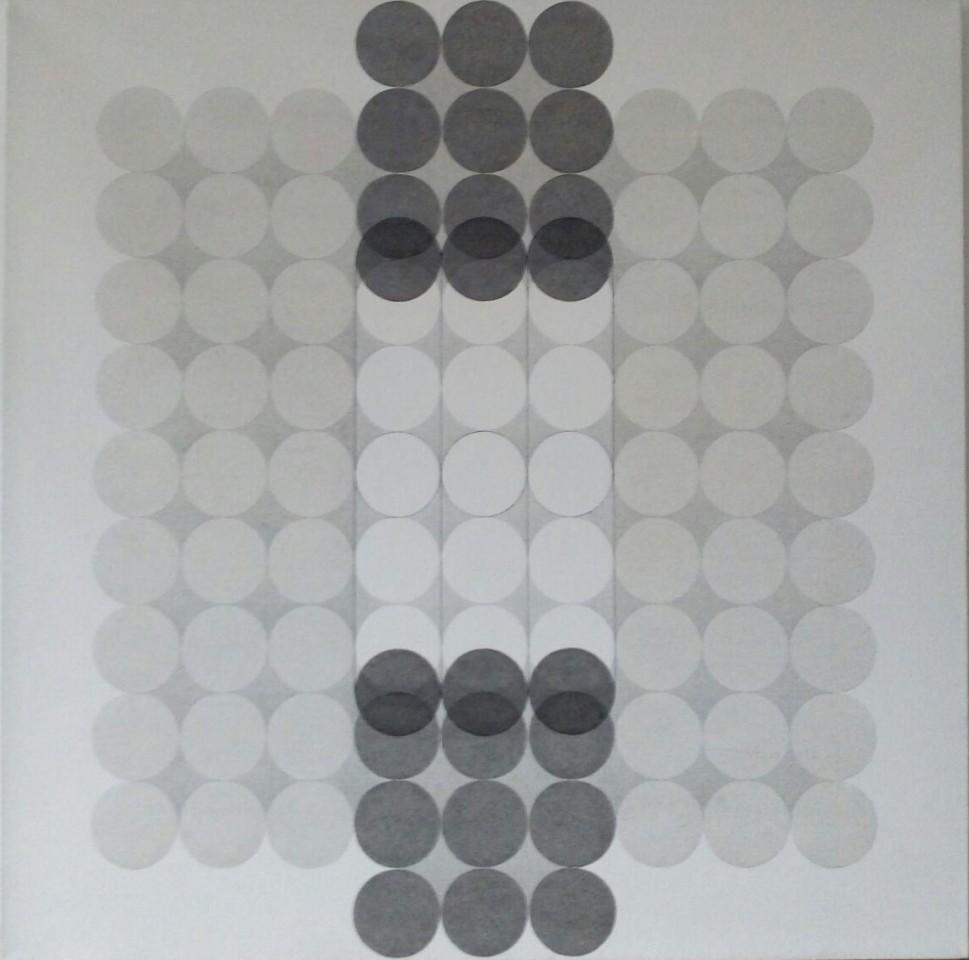 Carlo Nangeroni, Mutazioni per scorrimento, 1971