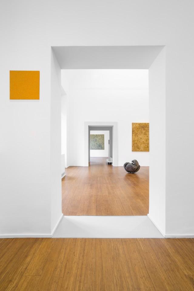 Where the unmeasurable meets the measurable. Alan Bee, Paolo Iacchetti, Tomas Rajlich, Nanni Valentini, ABC-ARTE, 2020