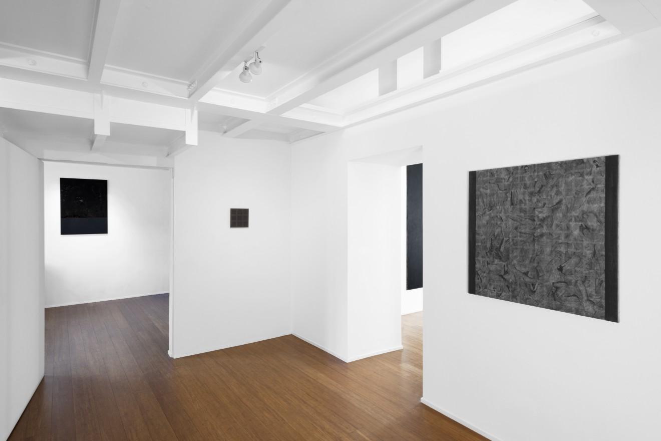 Tomas Rajlich: Black Paintings 1976-79
