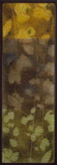 Martha Pfanschmidt, what the deer saw #3, 2014