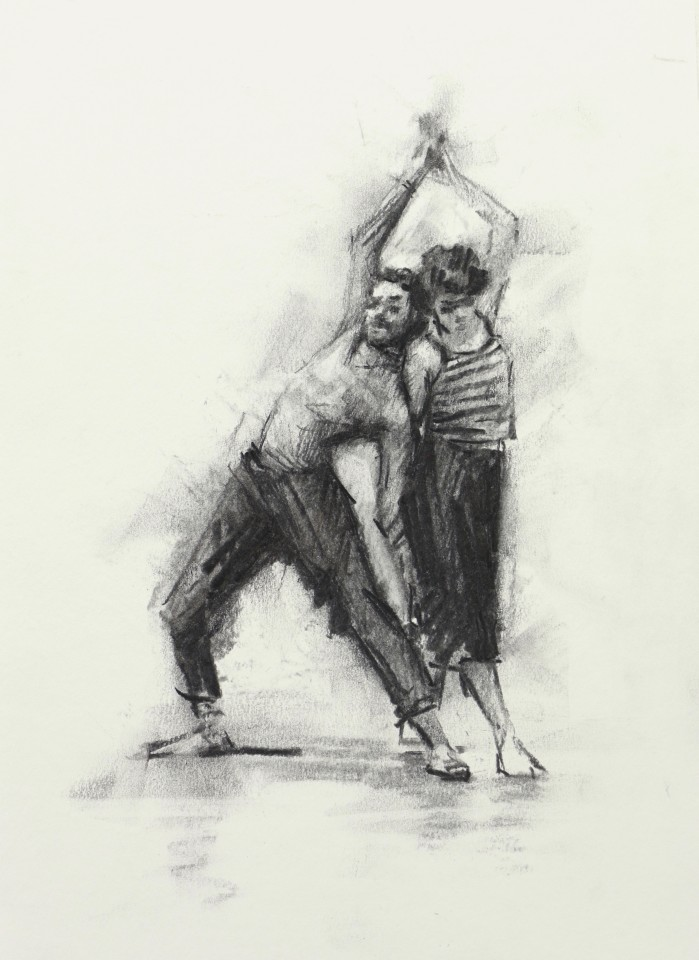 Carl Chapple, 'Untitled Yet' - Giulia Rossi & Renan Manhães II
