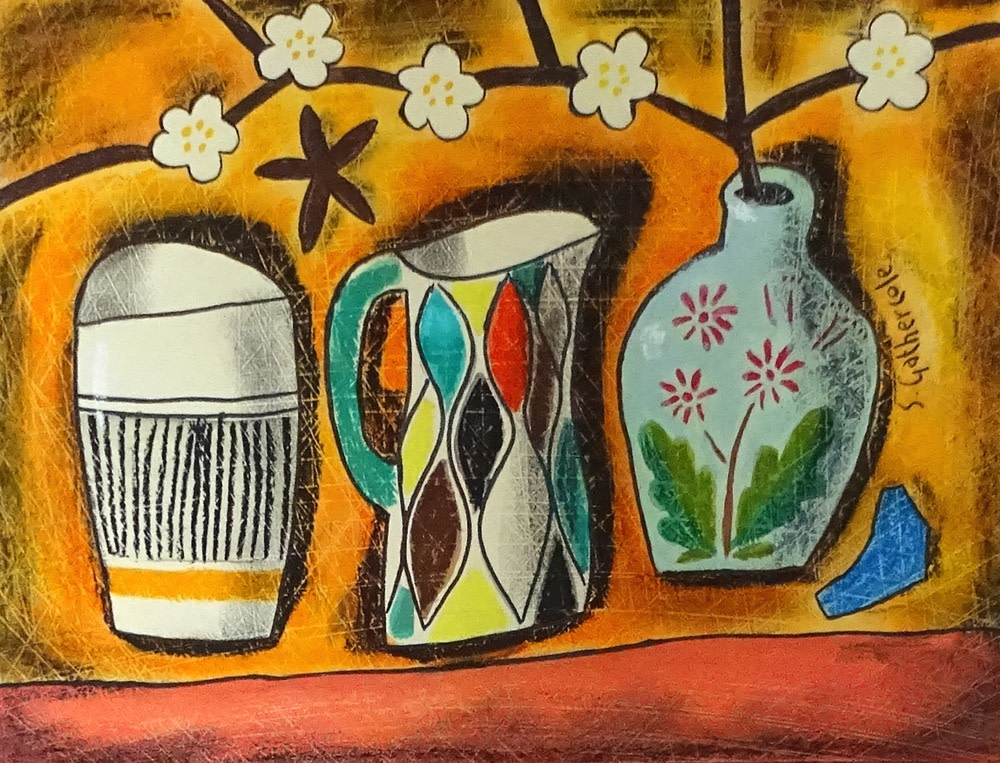 Susan Gathercole, Little French Jar and Friends