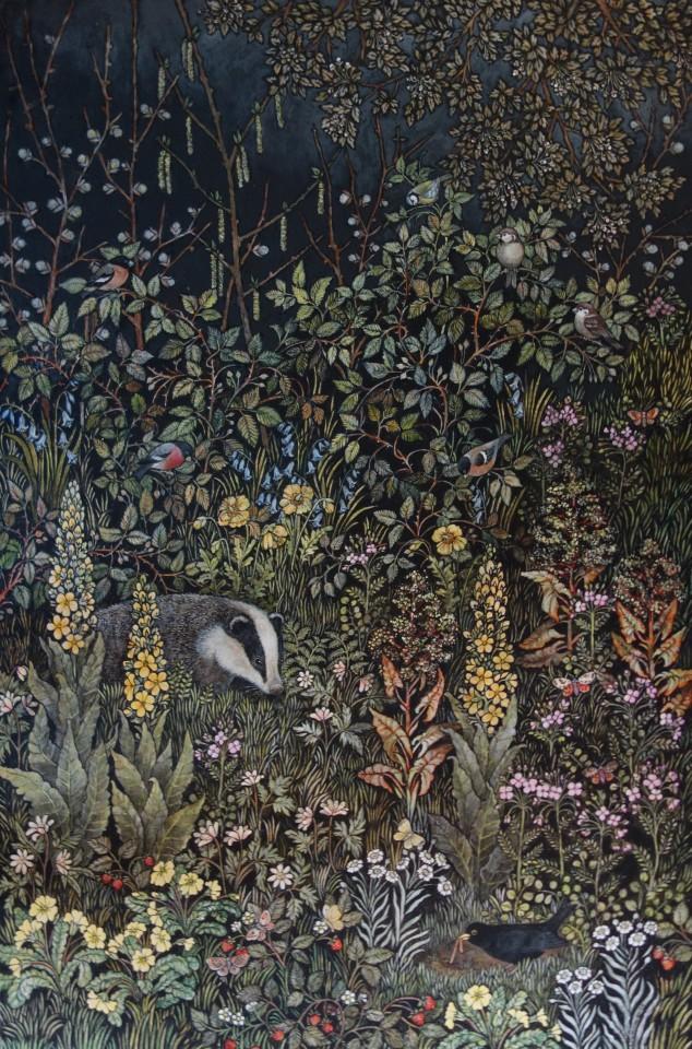 Barbara Winrow, Badger