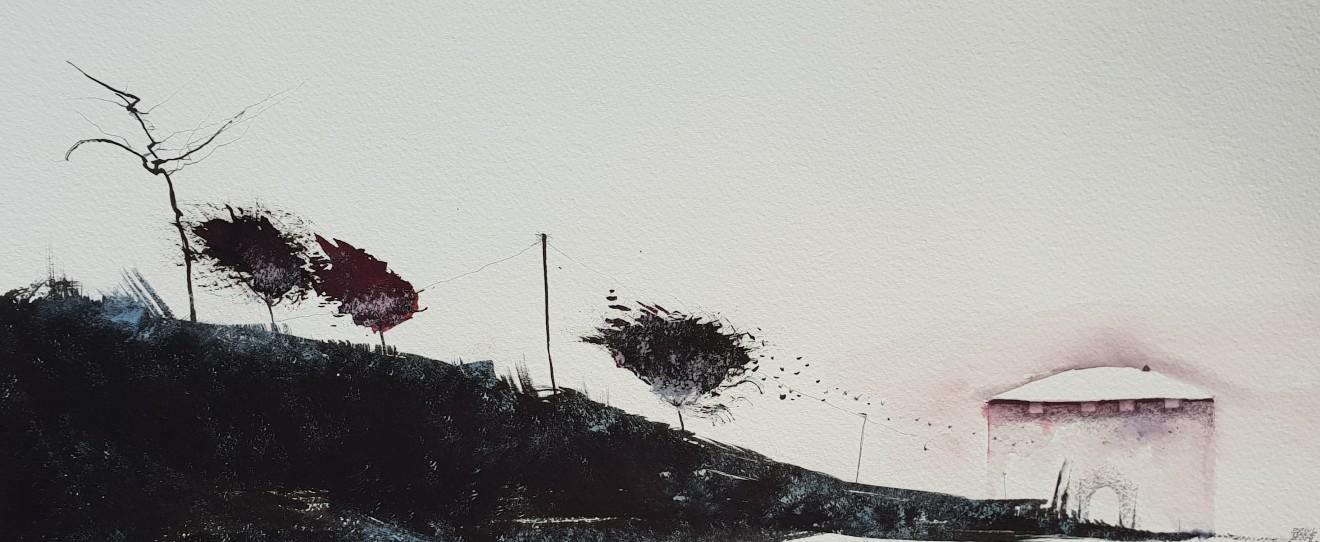 Dewi Tudur, Drudwy / Starlings