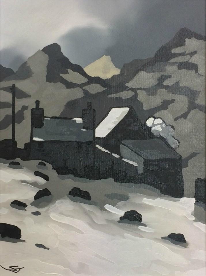 Stephen John Owen, Winter, Fach Wen