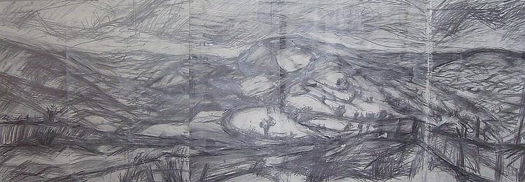 Peter Prendergast, From Tor-y-Foel, 1987